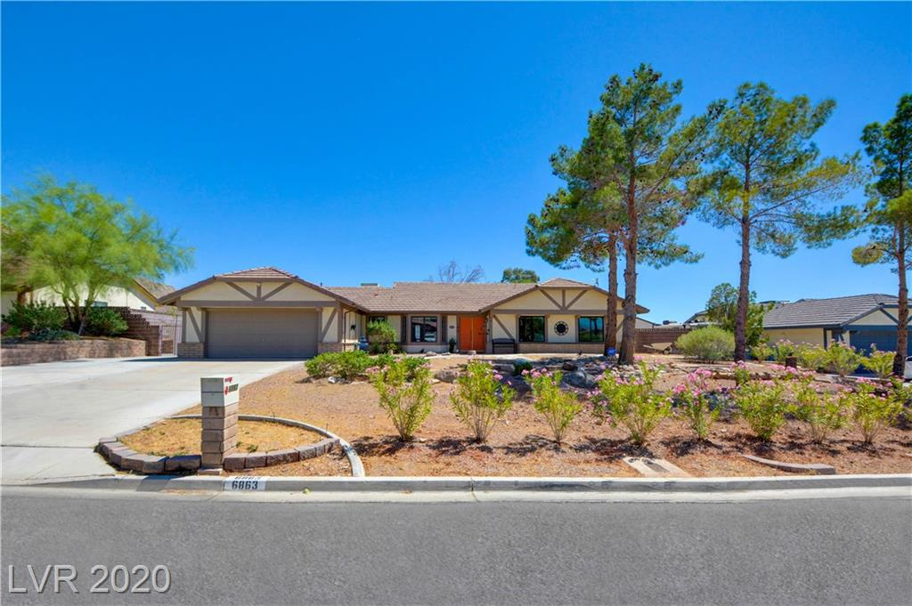 6863 Hathaway Property Photo - Las Vegas, NV real estate listing