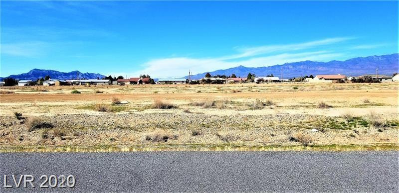 140 E FONTANA Street Property Photo - Pahrump, NV real estate listing