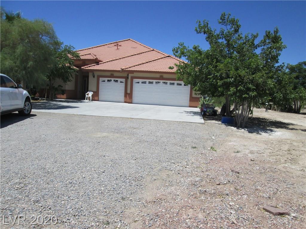 4260 Navajo Property Photo - Pahrump, NV real estate listing