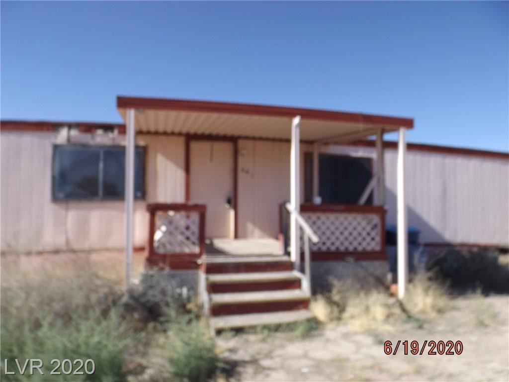 641 W Bader Property Photo - Overton, NV real estate listing