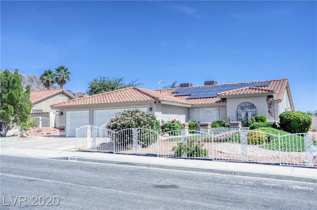 6551 Kell Property Photo - Las Vegas, NV real estate listing