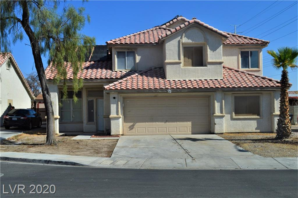 5368 Viridine Property Photo - Las Vegas, NV real estate listing