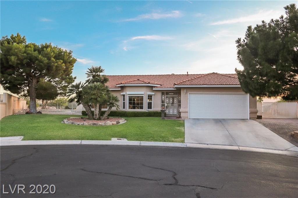 1831 Balzac Drive Property Photo - Las Vegas, NV real estate listing