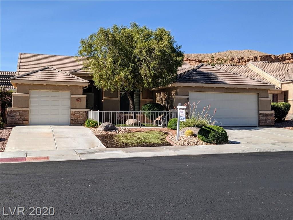 861 Falcon Glenn Drive Property Photo - Mesquite, NV real estate listing