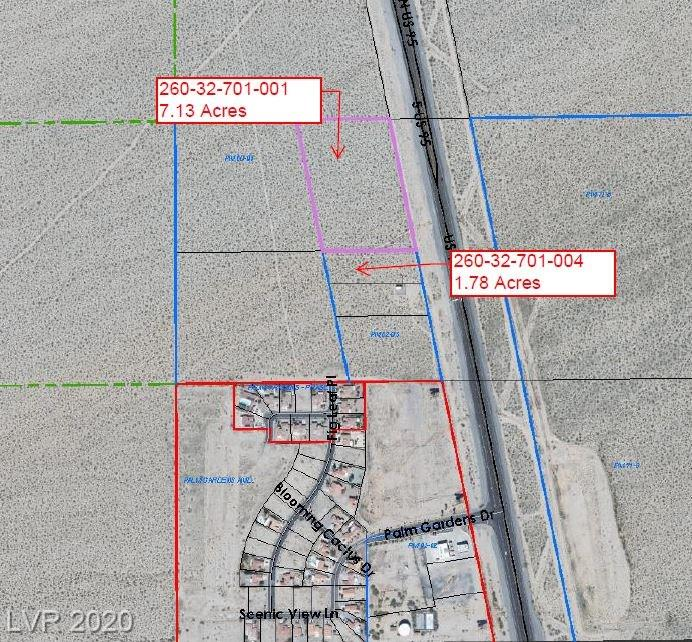 U. S. Highway 95 Property Photo
