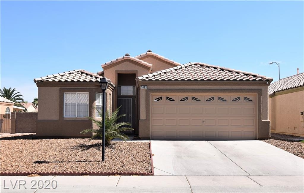 5123 Morning Splash Avenue Property Photo - Las Vegas, NV real estate listing