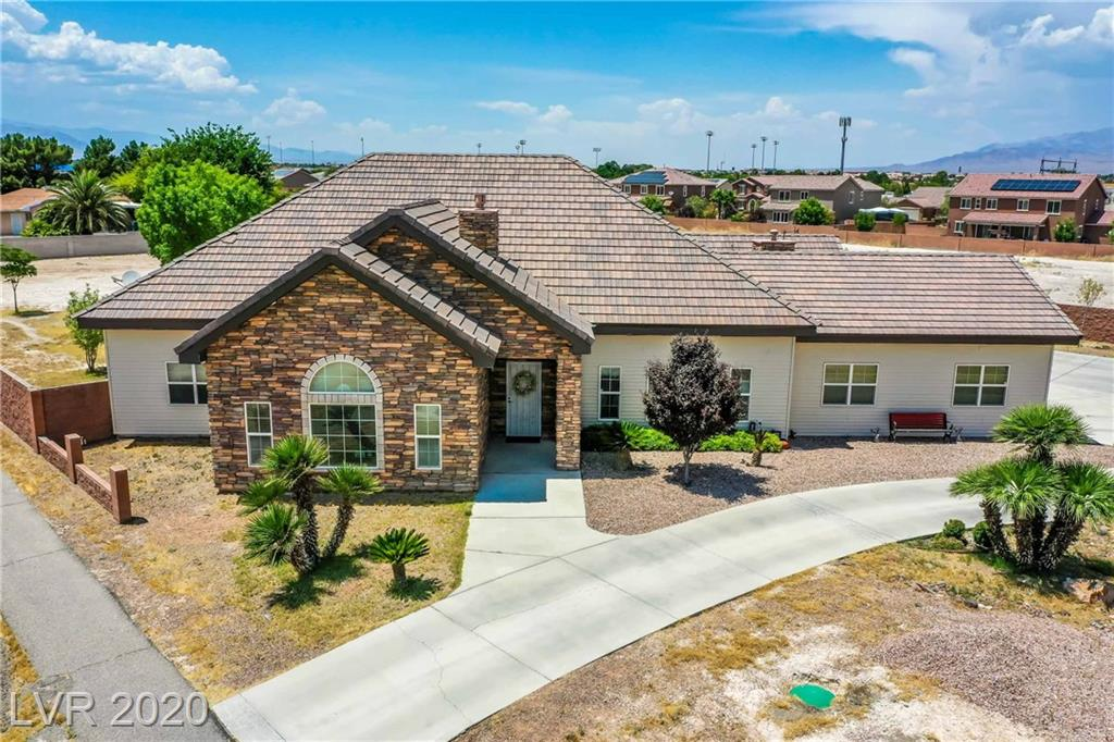 5025 Allen Lane Property Photo - North Las Vegas, NV real estate listing