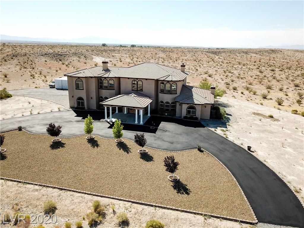 2141 Weber Way Property Photo - Pahrump, NV real estate listing