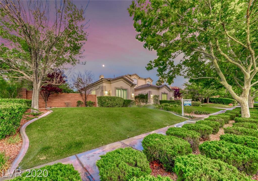 2208 POINT ROCK Lane Property Photo - Las Vegas, NV real estate listing
