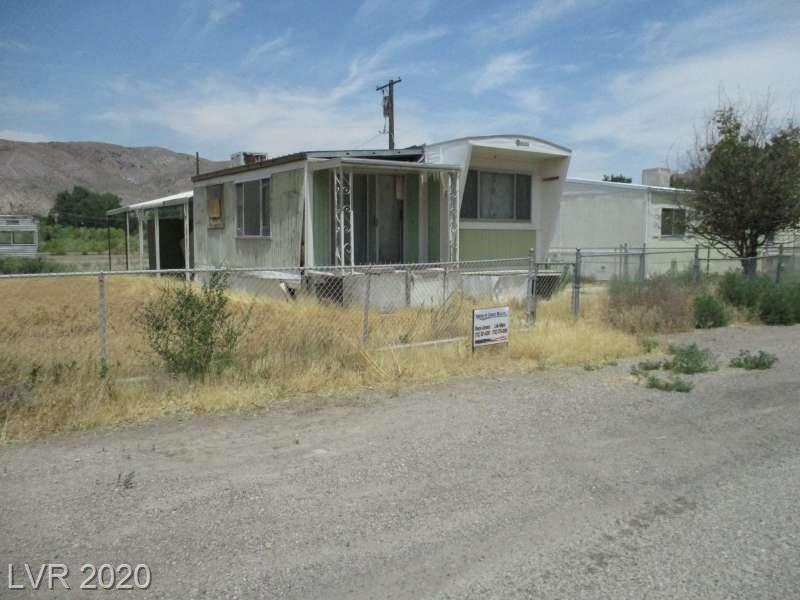 118 Rowan Drive Property Photo - Caliente, NV real estate listing