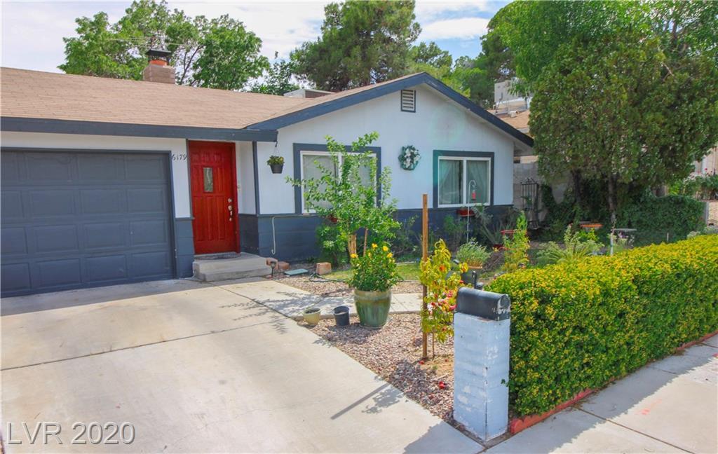 6179 Gunderson Boulevard Property Photo - Las Vegas, NV real estate listing