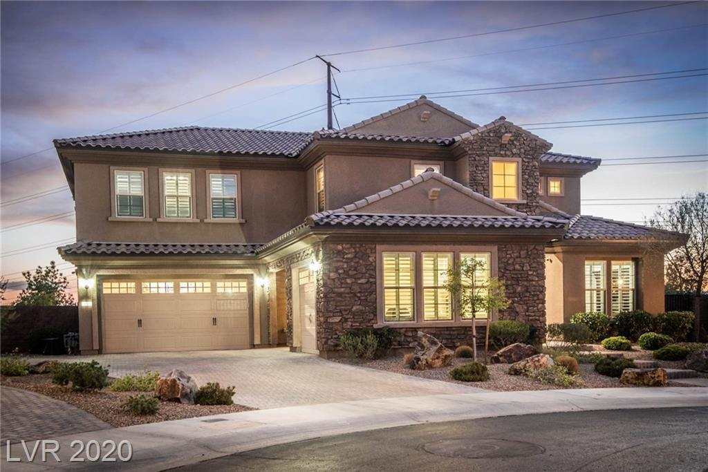 2769 Marnay Lane Property Photo - Henderson, NV real estate listing