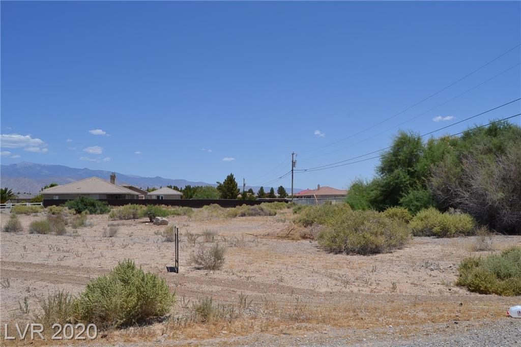 2861 Blagg Road Property Photo - Pahrump, NV real estate listing