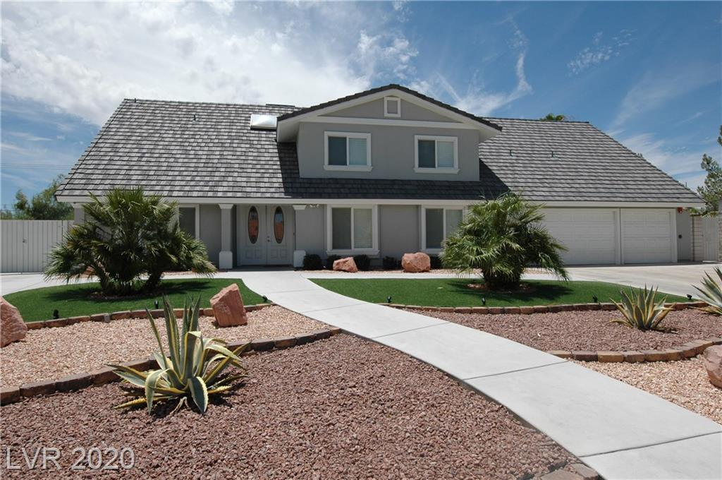 6737 Costa Brava Road Property Photo - Las Vegas, NV real estate listing