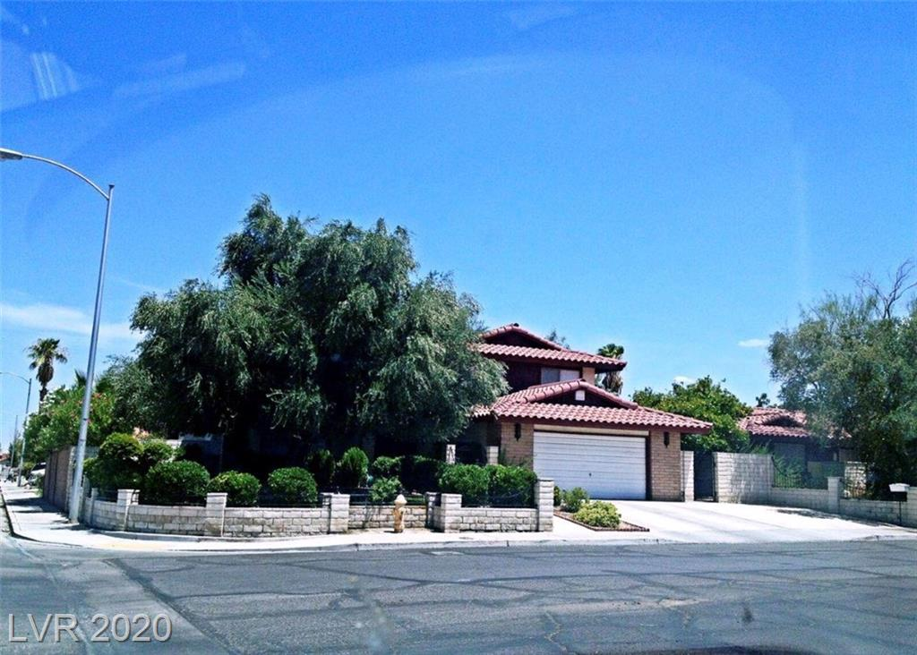 3768 Red Rock Street Property Photo