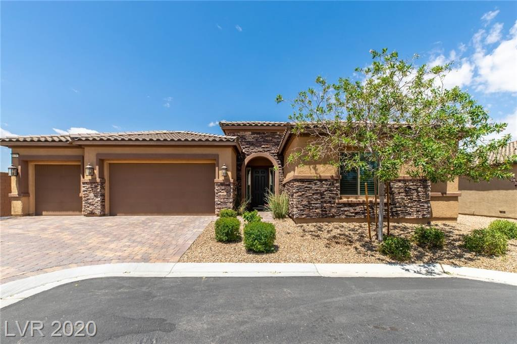 11283 Dolly Varden Court Property Photo - Las Vegas, NV real estate listing