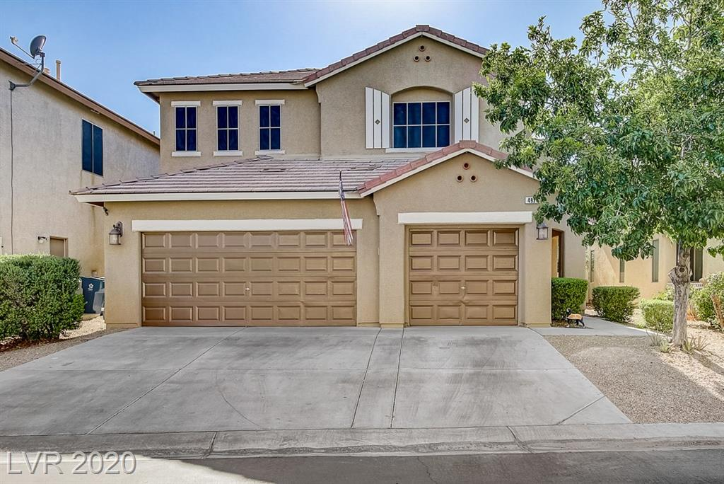 4921 Tindari Street Property Photo - Las Vegas, NV real estate listing