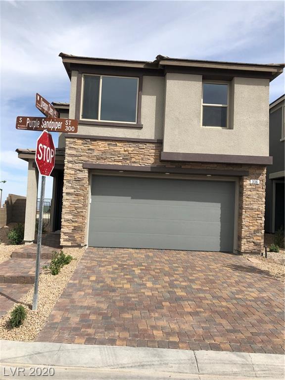 336 Purple Sandpiper Street Property Photo - Las Vegas, NV real estate listing