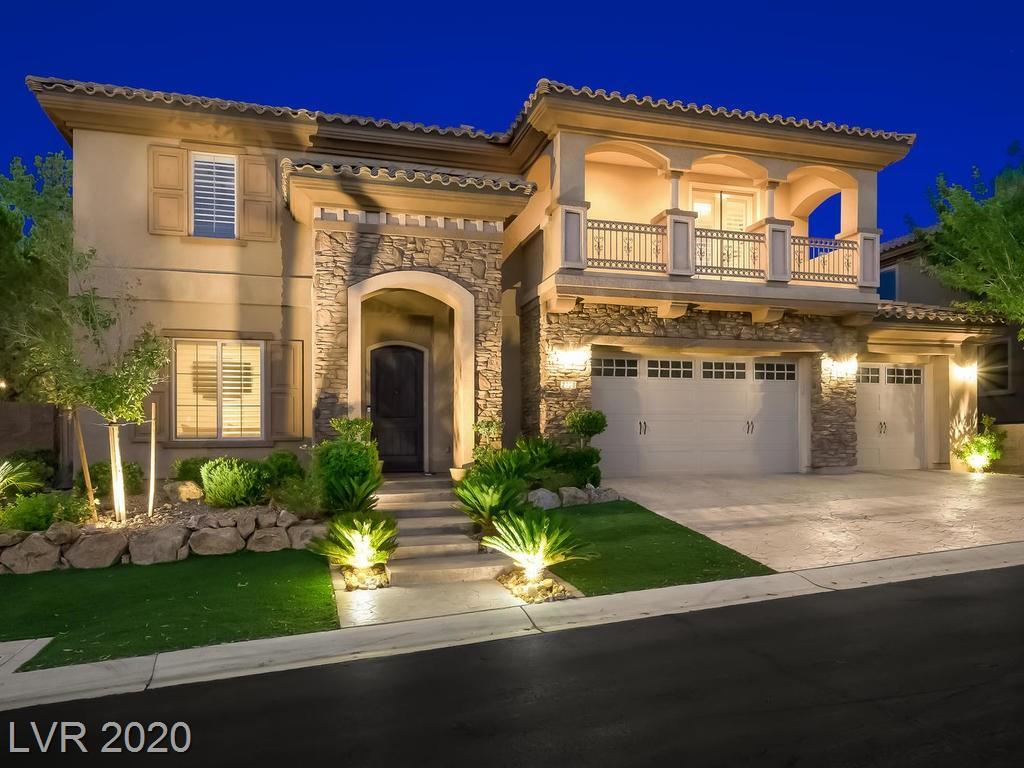 2720 King Louis Street Property Photo - Henderson, NV real estate listing