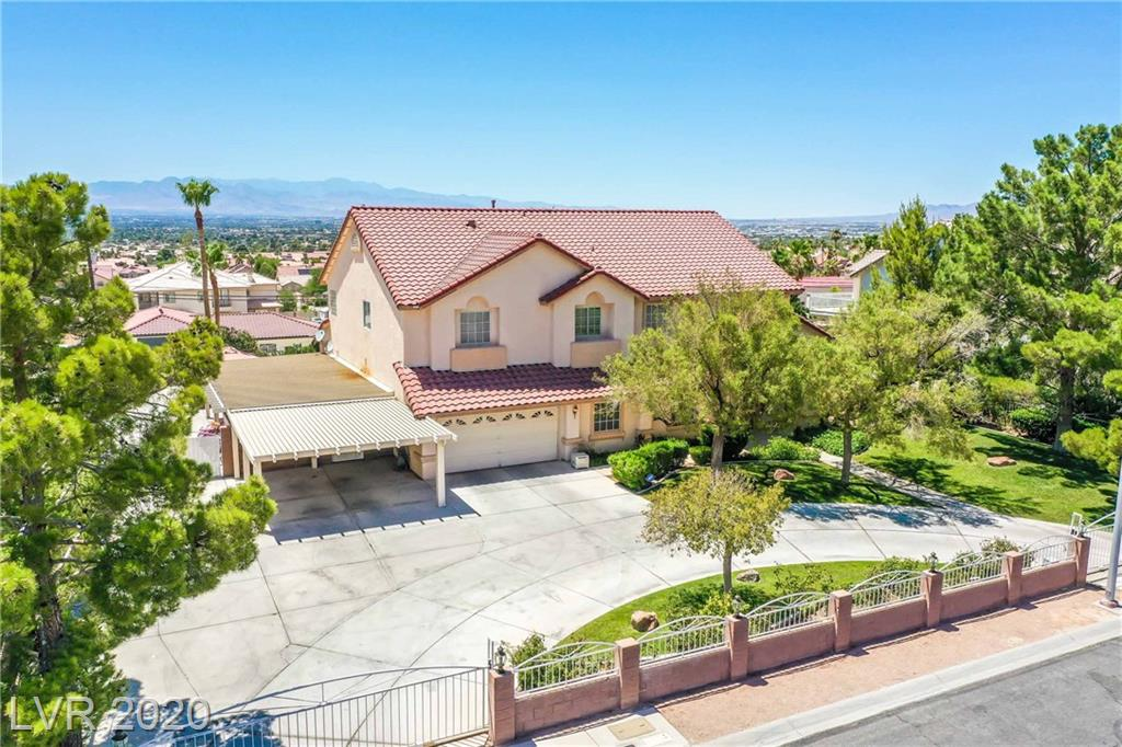 1345 Morning Sun Way Property Photo - Las Vegas, NV real estate listing