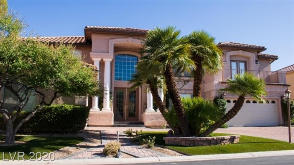 1571 Corona Hill Court Property Photo - Las Vegas, NV real estate listing