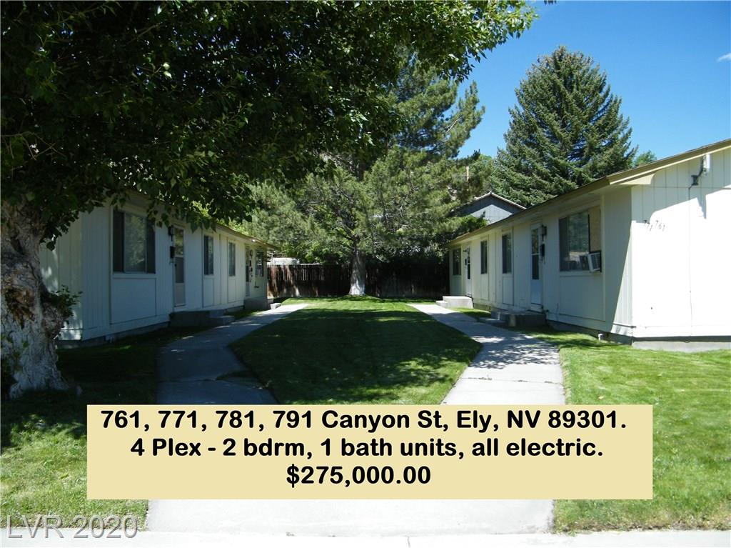 761 Canyon Street Property Photo