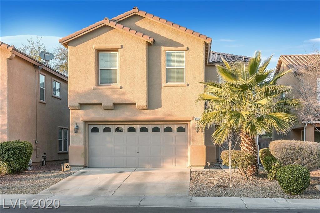 2316 Cockatiel Drive Property Photo - North Las Vegas, NV real estate listing