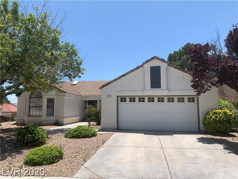 9101 Safeport Cove Court Property Photo - Las Vegas, NV real estate listing