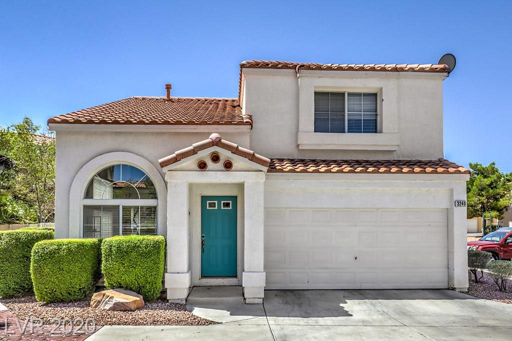 3240 Epson Street Property Photo - Las Vegas, NV real estate listing