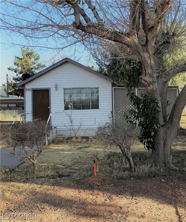 531 Bonelli Avenue Property Photo - Overton, NV real estate listing