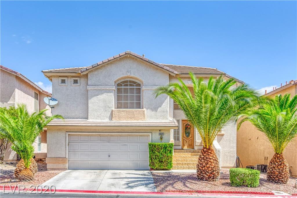 8624 Honey Vine Avenue Property Photo - Las Vegas, NV real estate listing