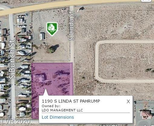 1451 S NEVADA Highway 160 Property Photo - Pahrump, NV real estate listing