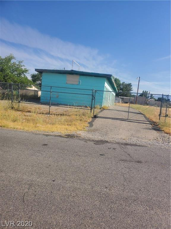 890 Second Street Property Photo - Pahrump, NV real estate listing