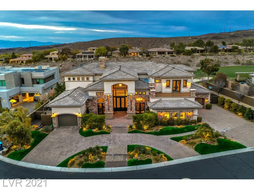 8 Paradise Valley Court Property Photo - Henderson, NV real estate listing