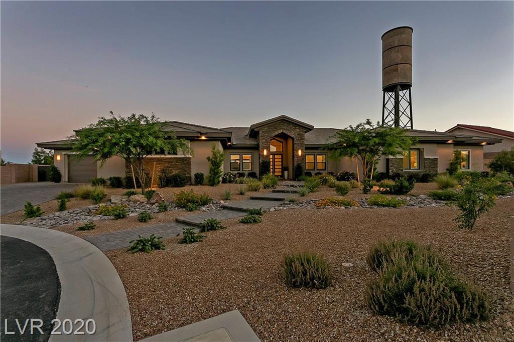 8475 Valadez Street Property Photo - Las Vegas, NV real estate listing