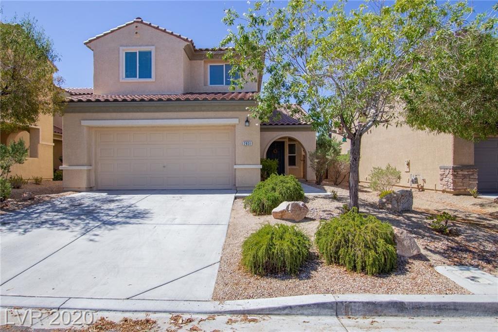 2831 Dalsetter Drive Property Photo - Henderson, NV real estate listing