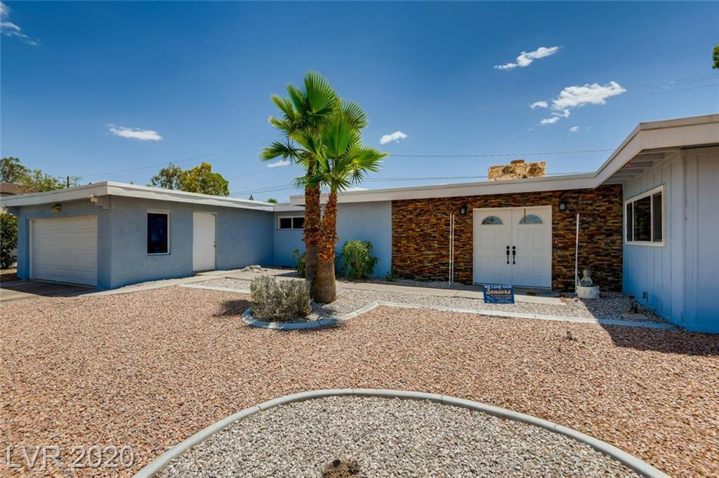 605 Fairway Road Property Photo - Henderson, NV real estate listing