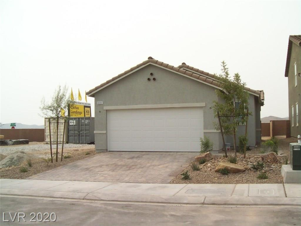 8333 Carmentis Avenue Property Photo - Las Vegas, NV real estate listing