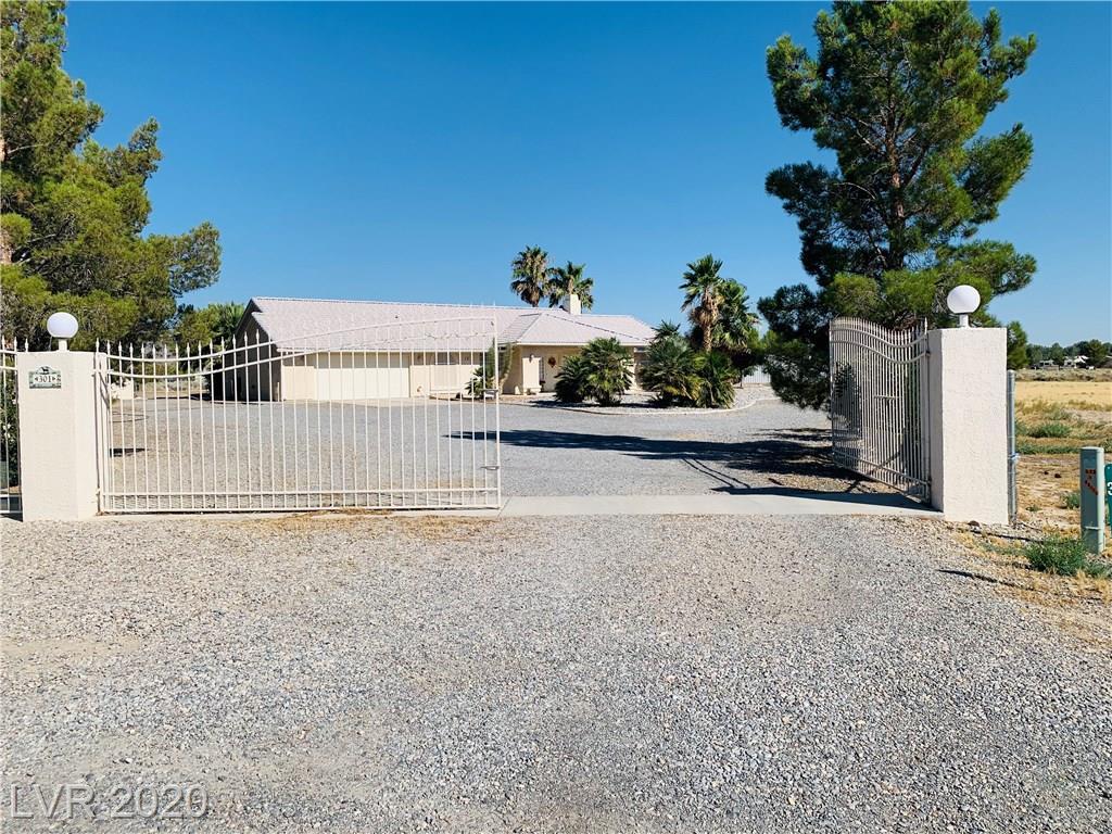 301 Megan Avenue Property Photo - Pahrump, NV real estate listing