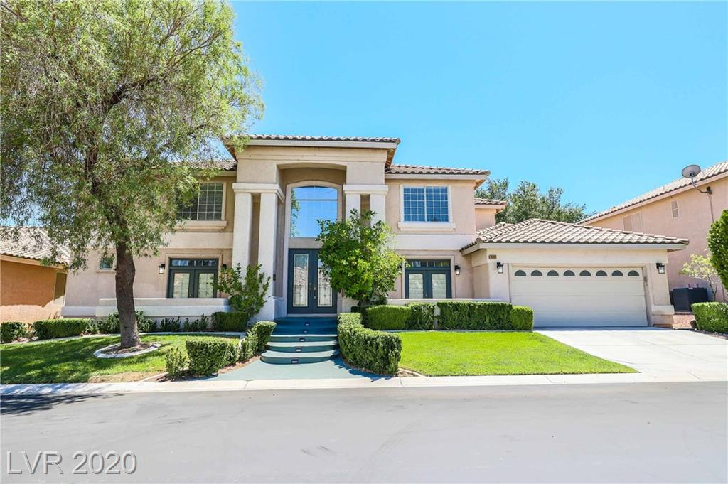 9384 Pinnacle Cove Street Property Photo - Las Vegas, NV real estate listing