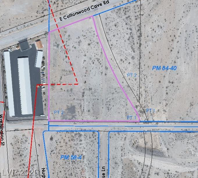 Cottonwood Cove Road Property Photo - Searchlight, NV real estate listing