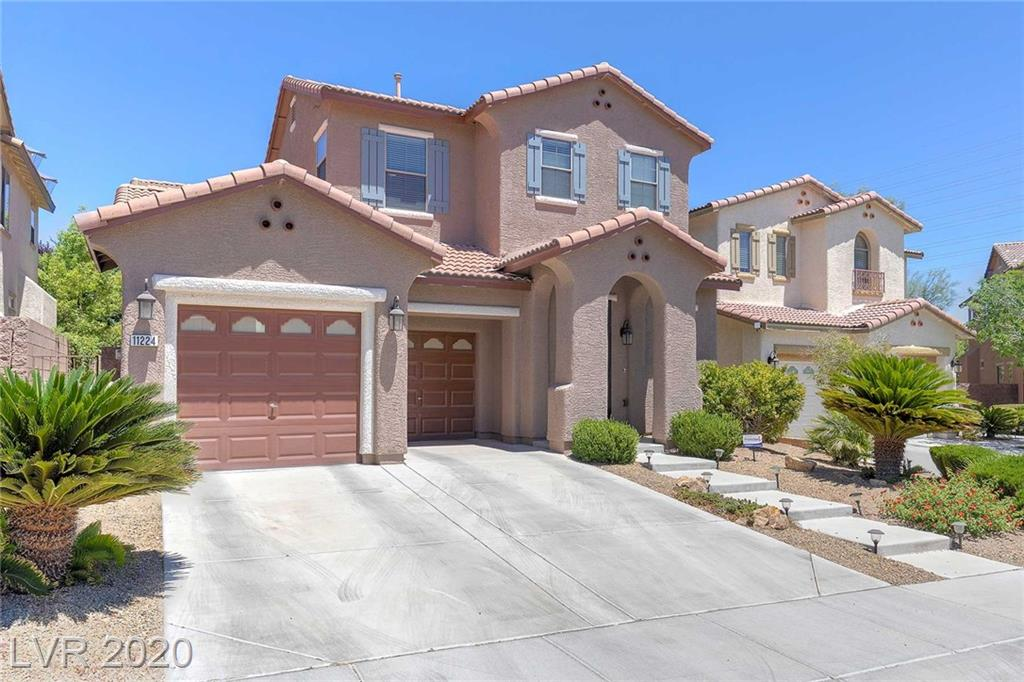 11224 Bedford Hills Avenue Property Photo - Las Vegas, NV real estate listing