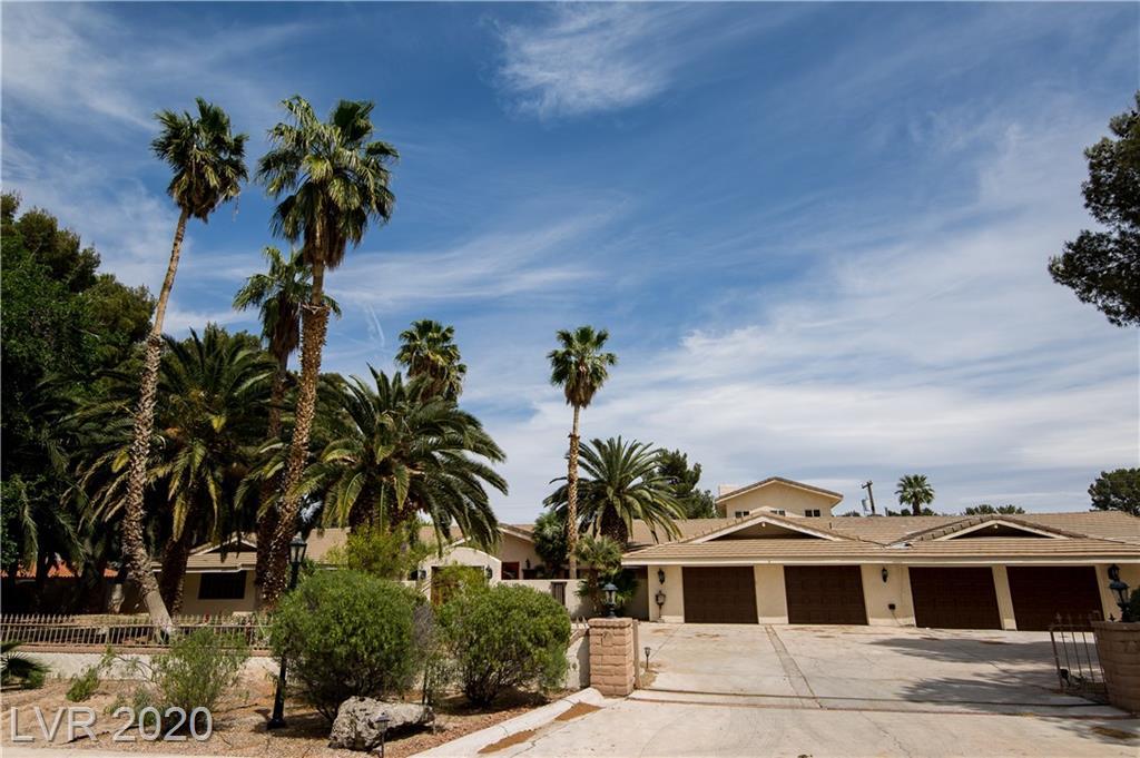 7172 La Puebla Street Property Photo - Las Vegas, NV real estate listing