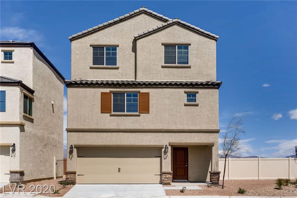2493 TRUMPET CREEPER Street Property Photo - Las Vegas, NV real estate listing