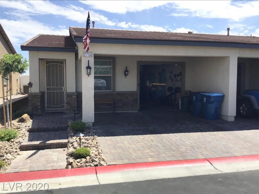 2750 Beacon Rock Drive Property Photo - Laughlin, NV real estate listing
