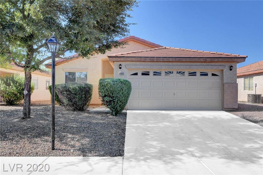 4900 Peaceful Pond Avenue Property Photo - Las Vegas, NV real estate listing