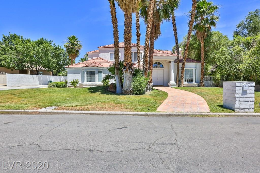 2304 Wimbledon Drive Property Photo - Las Vegas, NV real estate listing