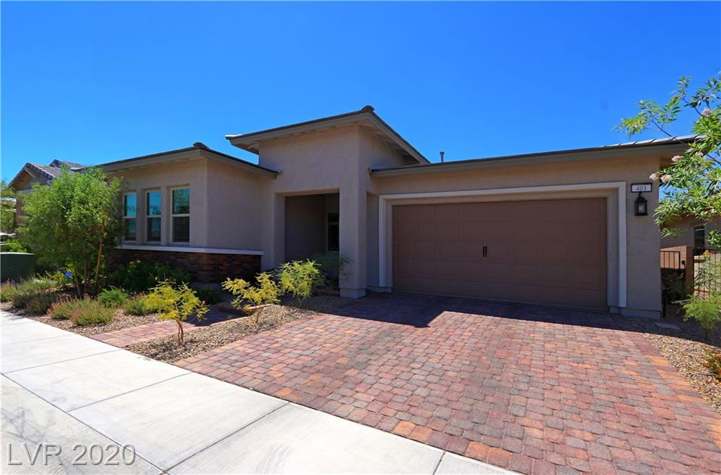 401 Open Hill Avenue Property Photo - Henderson, NV real estate listing
