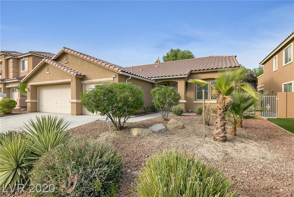 2136 Mountain Rail Drive Property Photo - North Las Vegas, NV real estate listing
