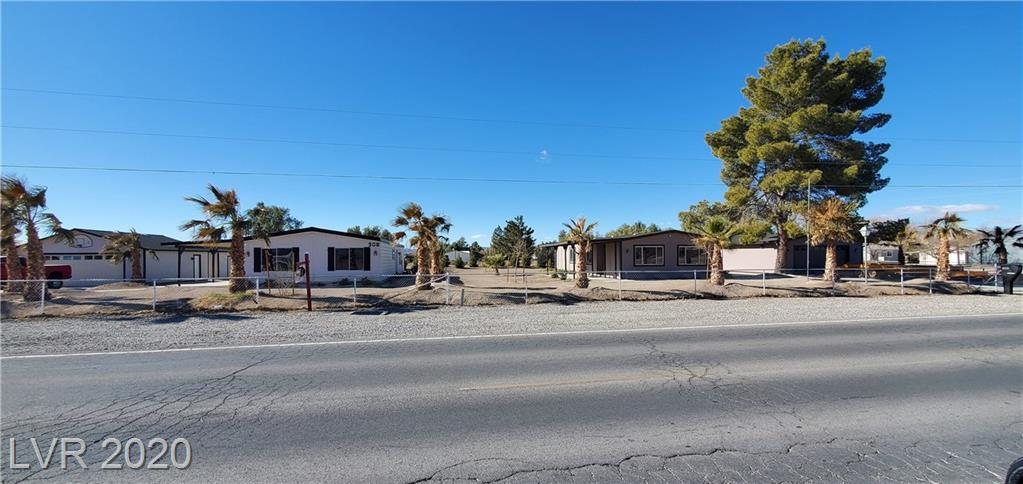 308 Linda Street Property Photo - Pahrump, NV real estate listing